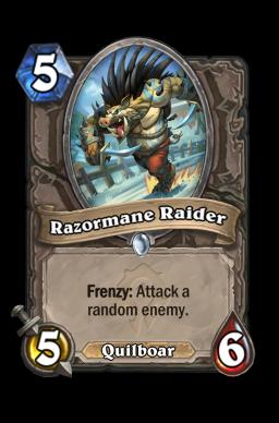 Razormane Raider