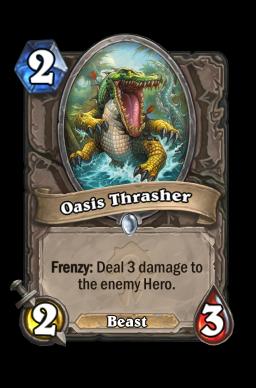 Oasis Thrasher