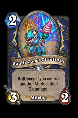 South Coast Chieftain