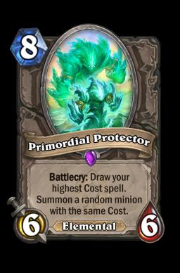 Primordial Protector