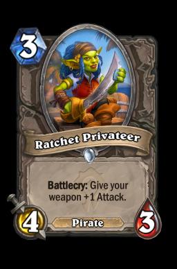 Ratchet Privateer