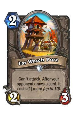 Far Watch Post