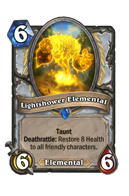 Lightshower Elemental