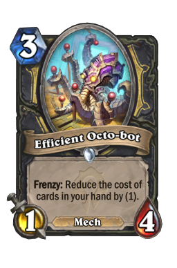Efficient Octo-bot