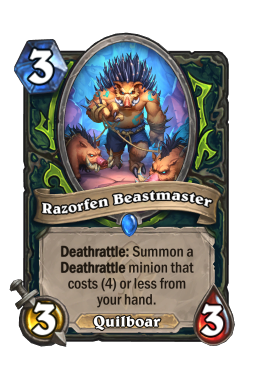 Razorfen Beastmaster