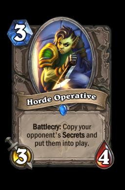 Horde Operative