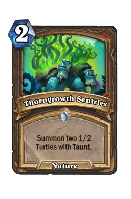 Thorngrowth Sentries