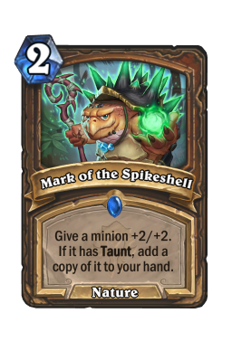Mark of the Spikeshell
