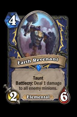 Earth Revenant