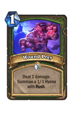 Wound Prey