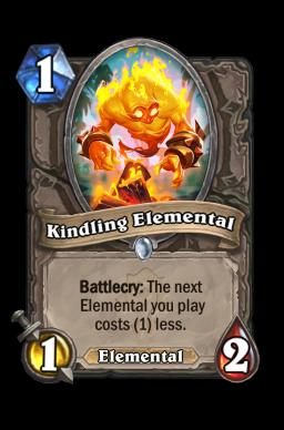 Kindling Elemental