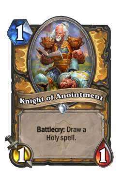 Knight of Anointment