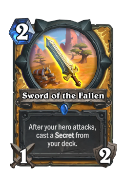 Sword of the Fallen