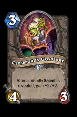 Crossroads Gossiper