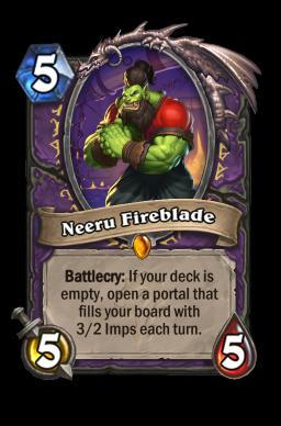 Neeru Fireblade