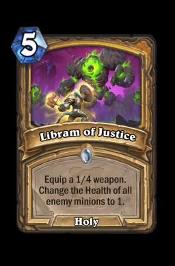 Libram of Justice