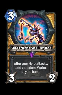 Underlight Angling Rod
