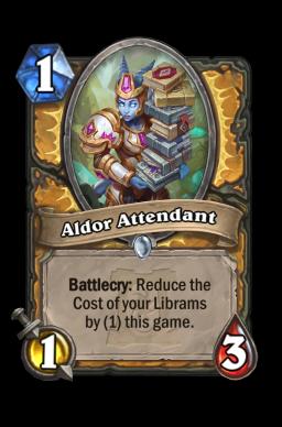 Aldor Attendant