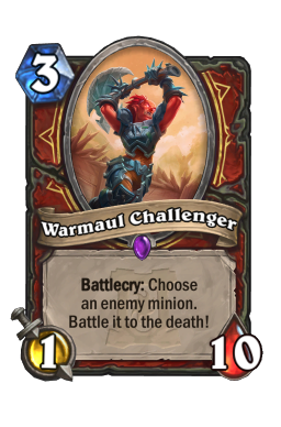 Warmaul Challenger