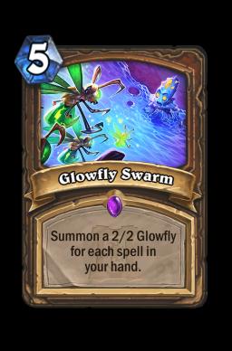 Glowfly Swarm