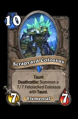 Scrapyard Colossus