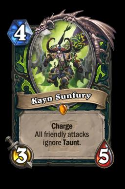 Kayn Sunfury