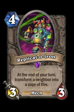 Replicat-o-tron
