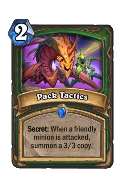Pack Tactics