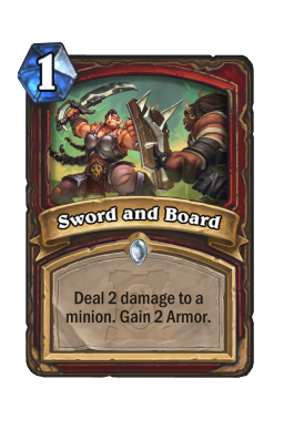 Sword and Board