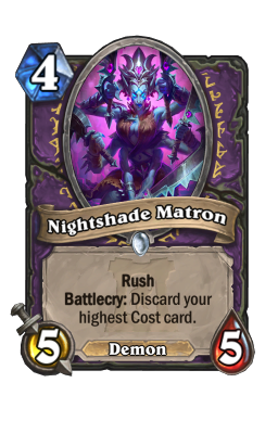 Nightshade Matron