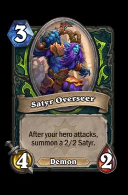 Satyr Overseer