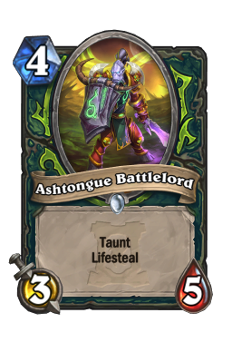 Ashtongue Battlelord