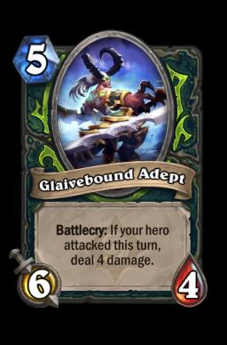 Glaivebound Adept