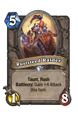 Ruststeed Raider