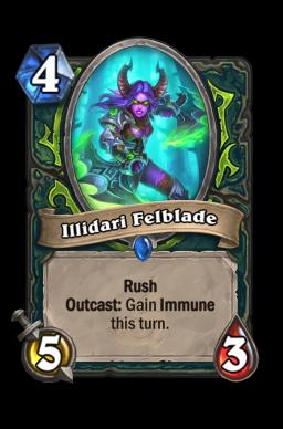Illidari Felblade