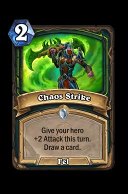 Chaos Strike