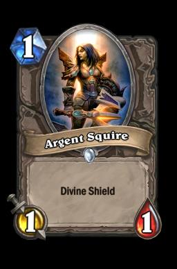 Argent Squire