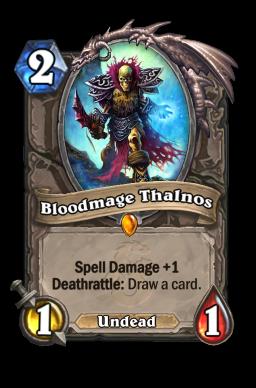 Bloodmage Thalnos