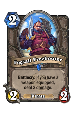 Fogsail Freebooter