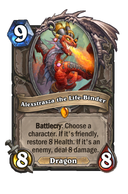Alexstrasza the Life-Binder