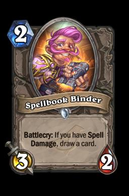 Spellbook Binder