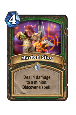 Marked Shot