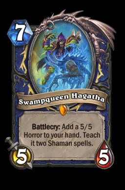 Swampqueen Hagatha