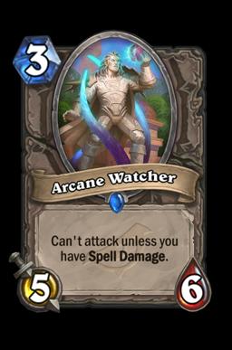 Arcane Watcher