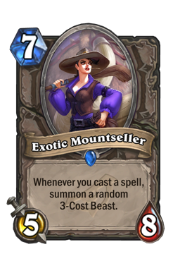 Exotic Mountseller