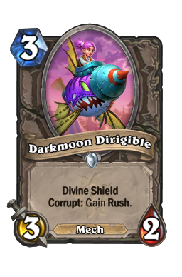 Darkmoon Dirigible