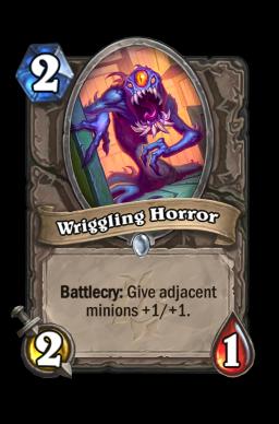 Wriggling Horror