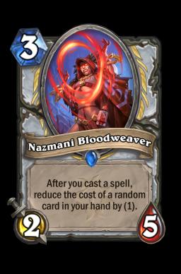 Nazmani Bloodweaver