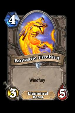 Fantastic Firebird