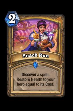 Snack Run